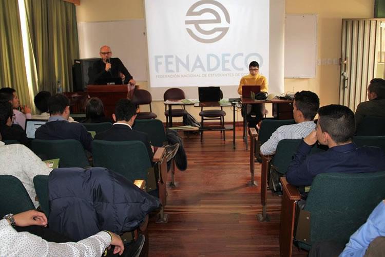 Asamblea Nacional de Estudiantes de Economía – FENADECO