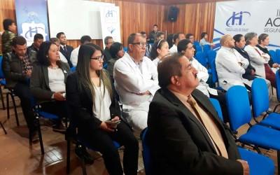La UDENAR exalta a funcionarios del Hospital Civil de Ipiales